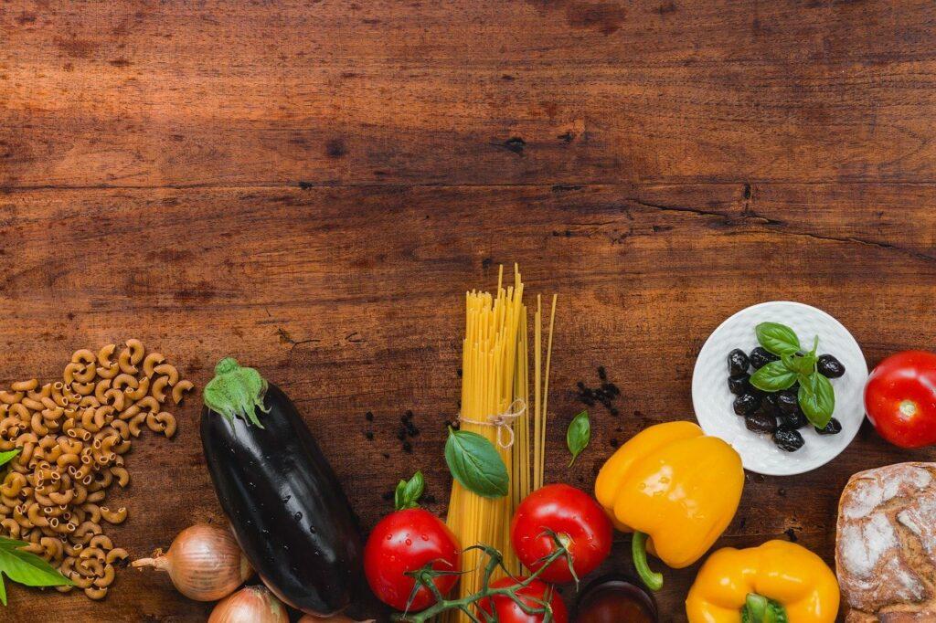 cook, healthy, food